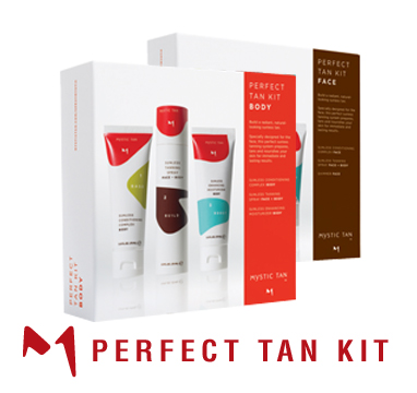 Mystic Tan - Perfect Tan Kit