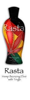 Rasta - Hemp Bronzing with Tingle Elixer